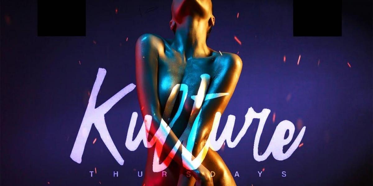 Kulture Thursday flyer or graphic.