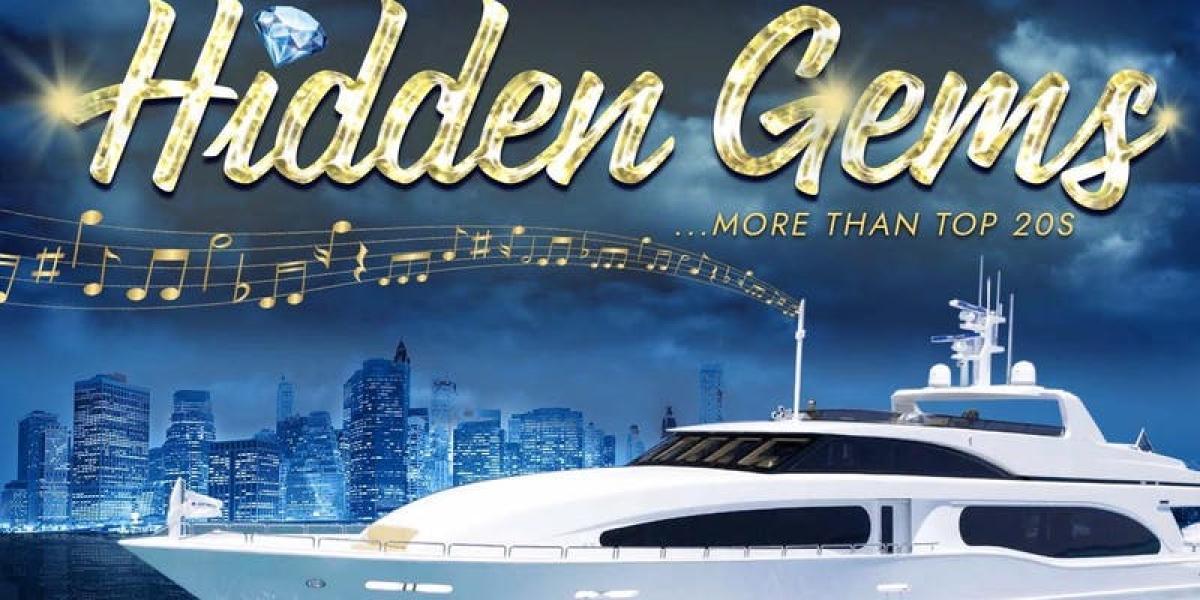 Hidden Gems flyer or graphic.