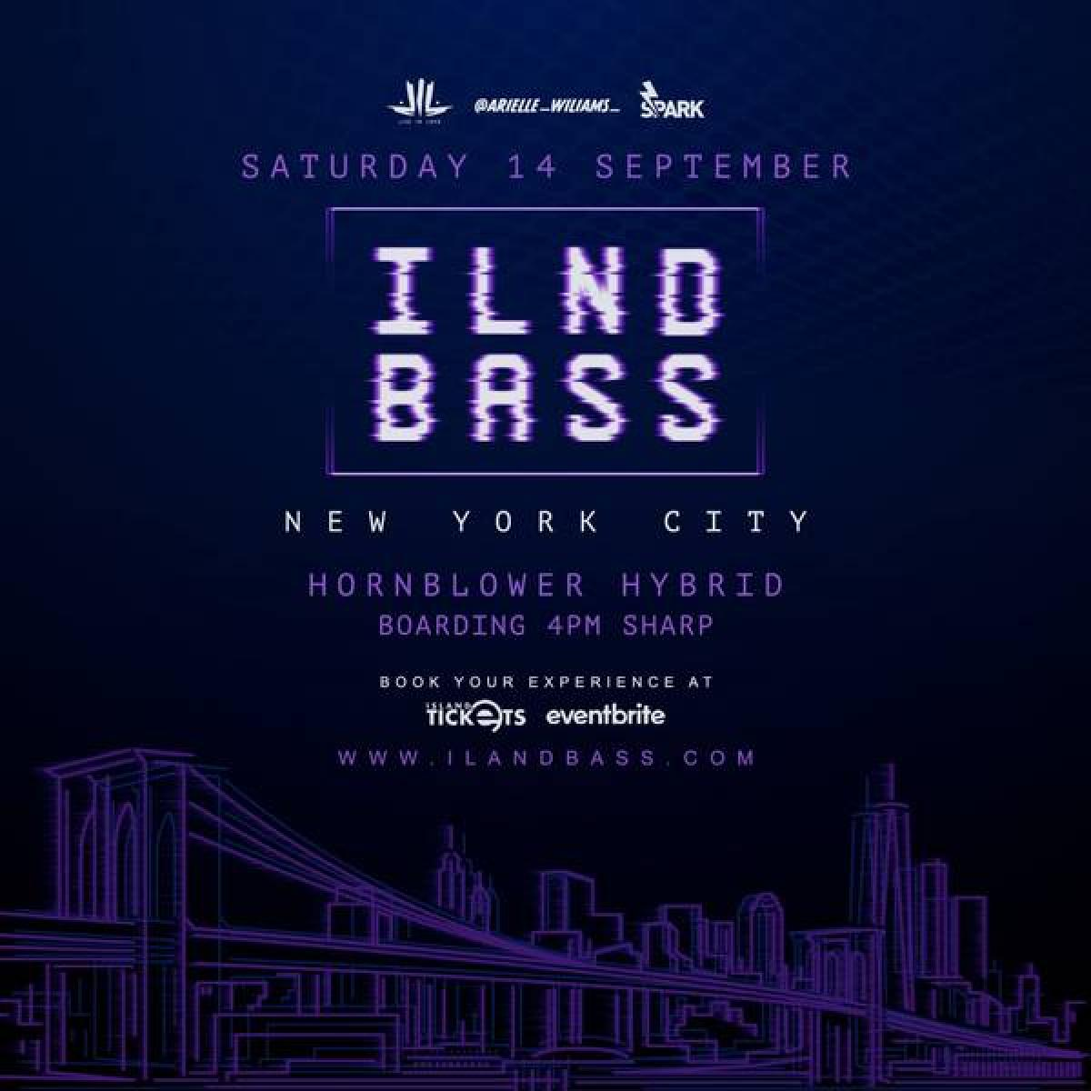 Ilnd Bass flyer or graphic.