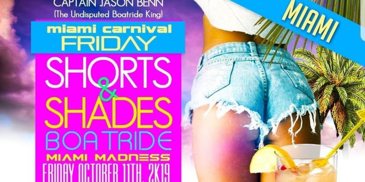 Shorts and Shades flyer or graphic.
