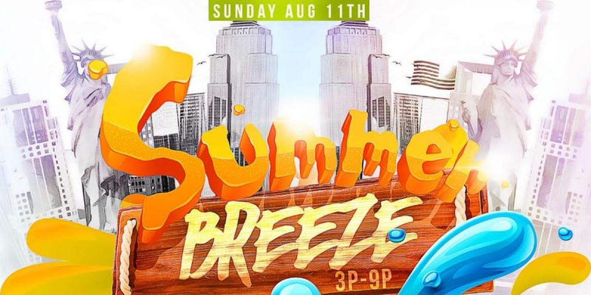 Summer Breeze flyer or graphic.