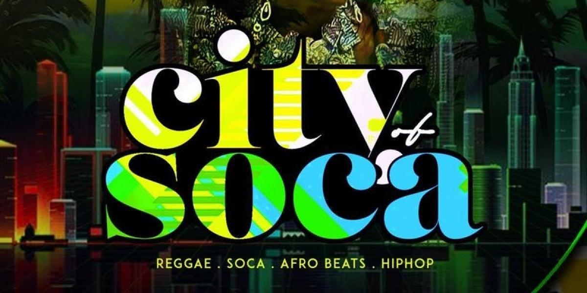 City of Soca flyer or graphic.