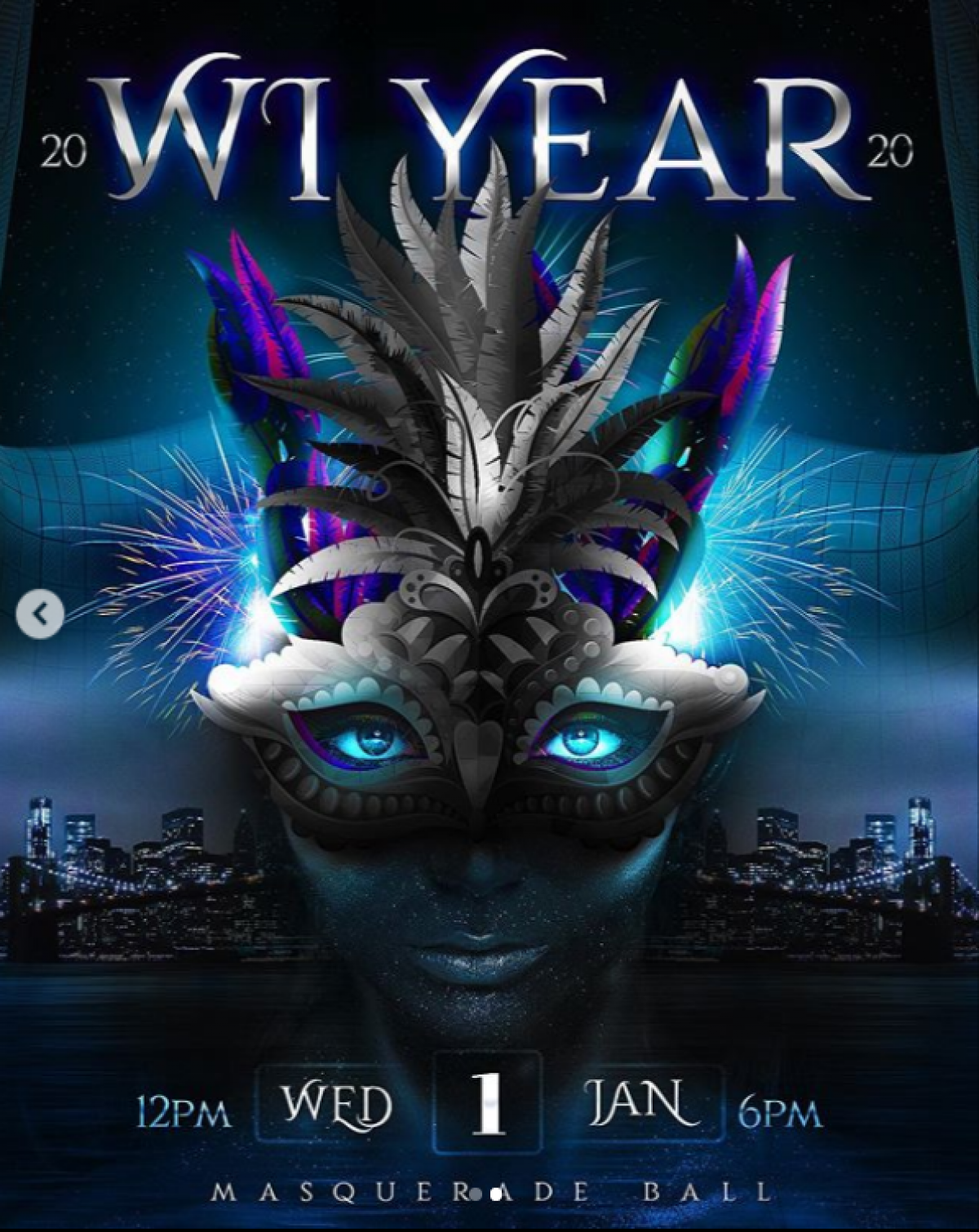 WiYear flyer or graphic.