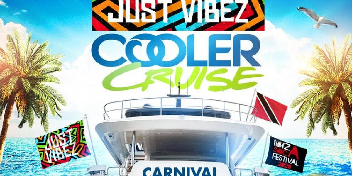 Just Vibez Cooler Cruise flyer or graphic.