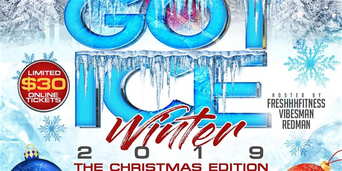 Got Ice Winter 2019 flyer or graphic.